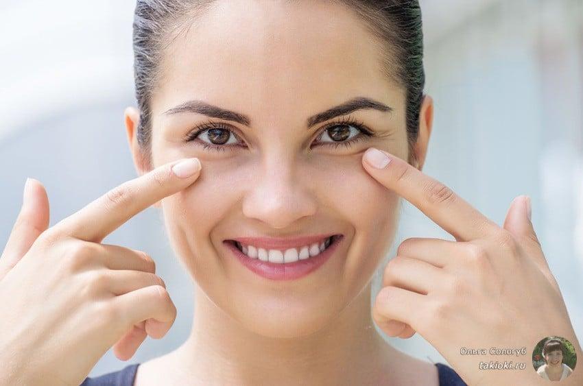 троксевазин или троксерутин от синяков под глазами
