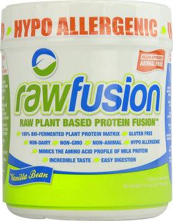 Растительный белок SAN Raw Fusion (450 гр)