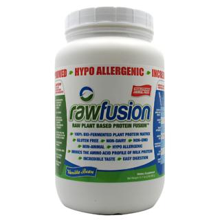 Растительный белок SAN Raw Fusion (900 гр)
