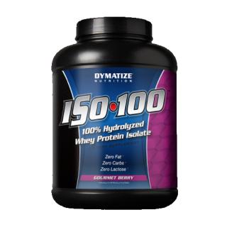 Сывороточный протеин Dymatize Iso-100 (2275 гр)