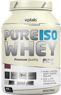 Сывороточный протеин VP Laboratory Pure Iso Whey (908гр)