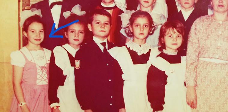 До 4 класса я была двоечницей! Вспомнила школьные годы, мои первые оценки и сама обалдела :)