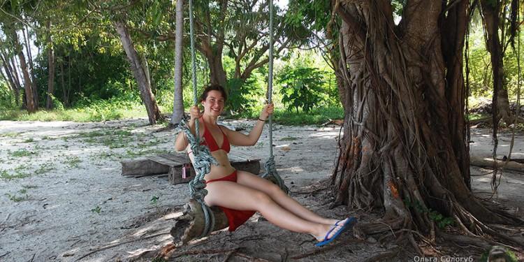 Незабываемое путешествие по 4-м островам в Ао Нанге (провинция Краби)