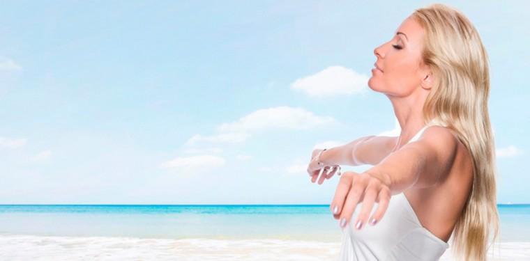 Какие дыхательные упражнения помогут для похудения живота и боков в домашних условия
