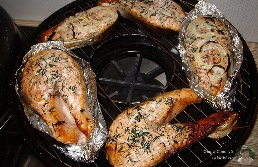 3 что приготовить на сковороде гриль видео