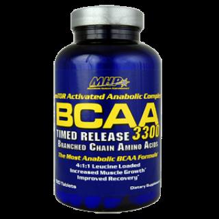 BCAA MHP 3300 (120табл)