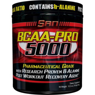 BCAA SAN Pro 5000 (345гр)