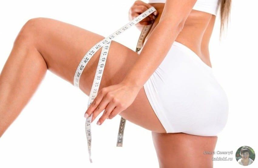 Как похудеть за несколько часов в домашних условиях