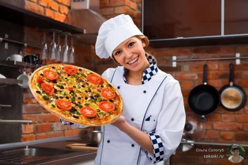 рецепт приготовления пиццы из слоеного теста в домашних условиях за 10 минут