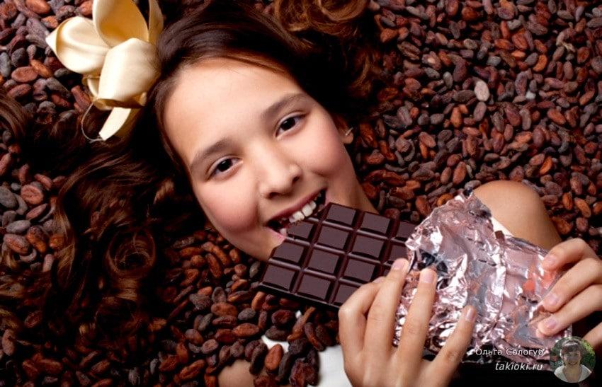 как растопить шоколад в микроволновке с небольшой мощностью
