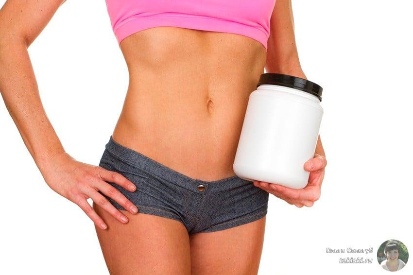 соевый белок для похудения отзывы