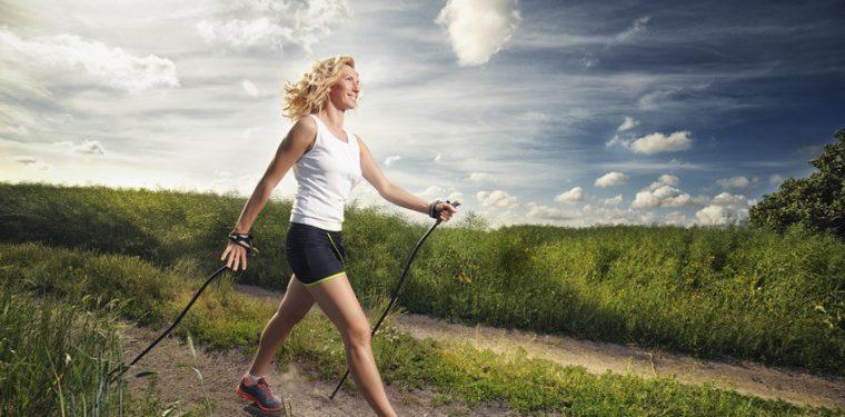 Что такое скандинавская ходьба с палками: польза для похудения, отзывы + видео как правильно ходить