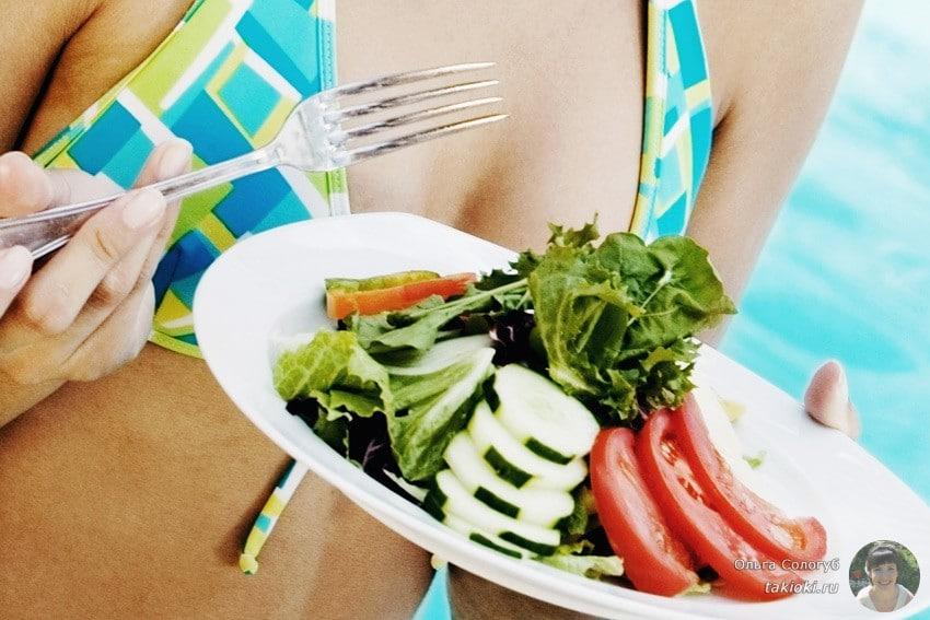 Японская диета на 13 дней меню