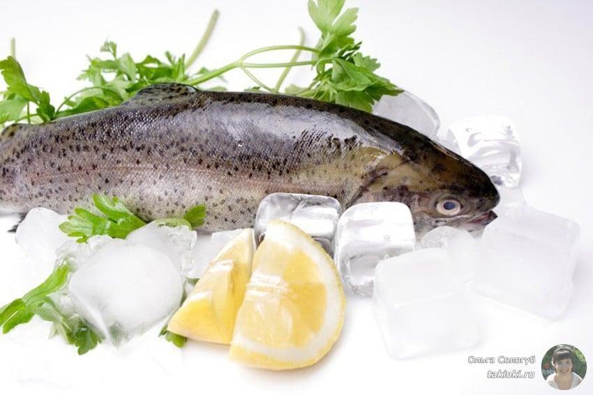 жарим треску в муке с овощами пошаговый рецепт