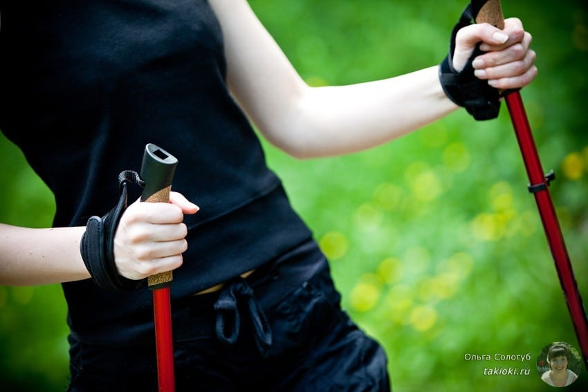 скандинавская ходьба польза и противопоказания