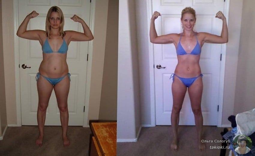 Белковая диета фото похудевших