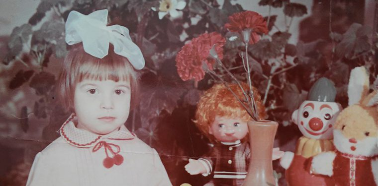 Позабытые фотографии из моего беззаботного детства