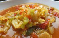 Правильный рецепт сельдереевого супа – готовим полезное кушанье для похудения