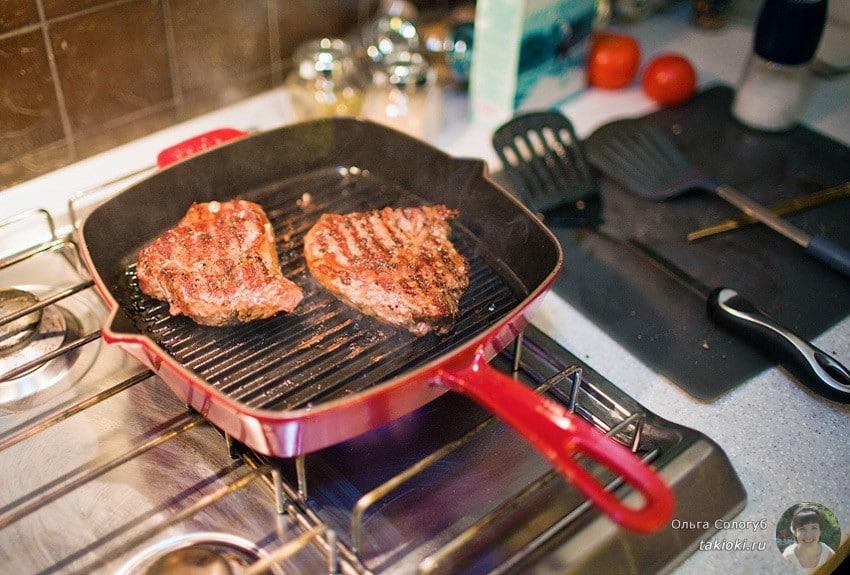 как приготовить говядину с подливкой