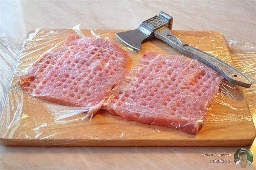 как тушить свинину со сметаной