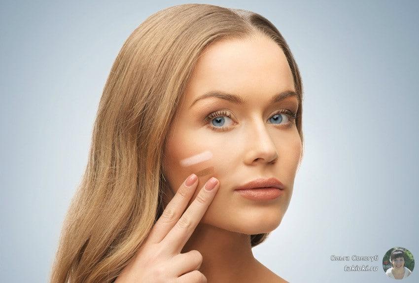 тональный крем виши нормадерм для проблемной кожи