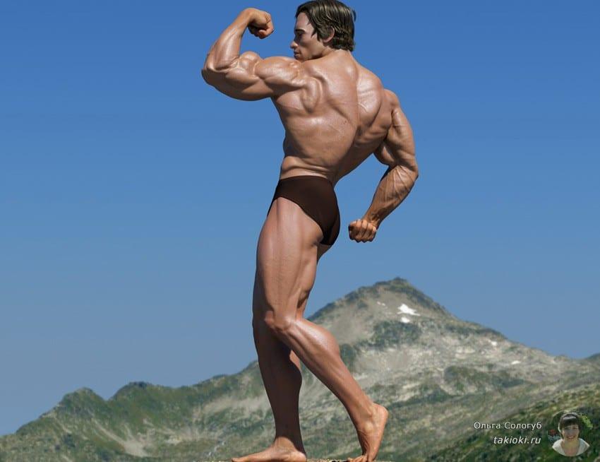 готовим коктейль для наращивания мышц без миксера
