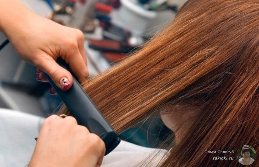 ботокс для волос лореаль