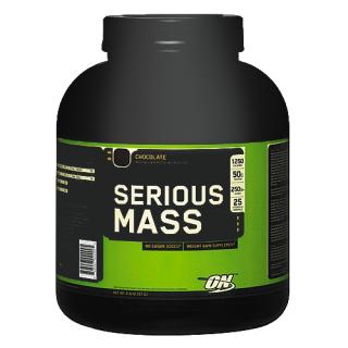 Гейнер Optimum Serious Mass (2727 гр)