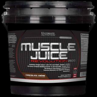 Гейнер Ultimate Muscle Juice Revolution (5040 гр)