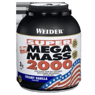 Гейнер Weider Mega Mass 2000 (3000 гр)
