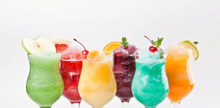 Готовим фруктовые коктейли для похудения в блендере — 4 оригинальных рецепта