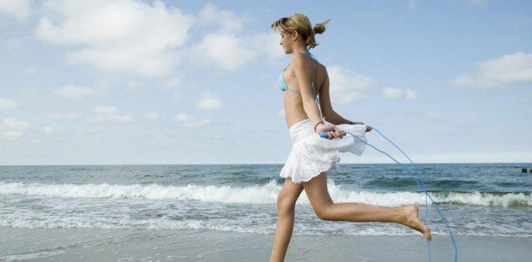 Помогает ли скакалка для похудения: отзывы и результаты до и после + эффективные упражнения