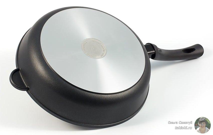 сковорода нева металл официальный сайт