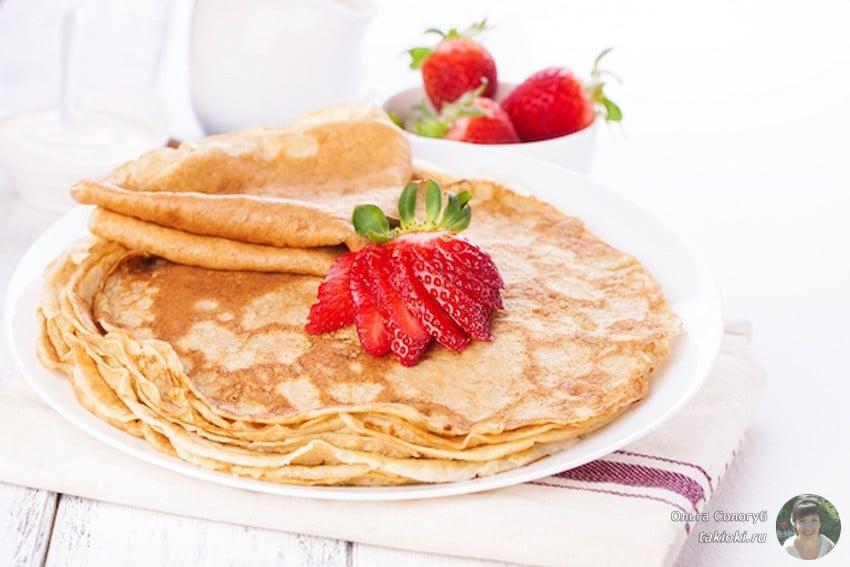 правильные завтраки какая порция