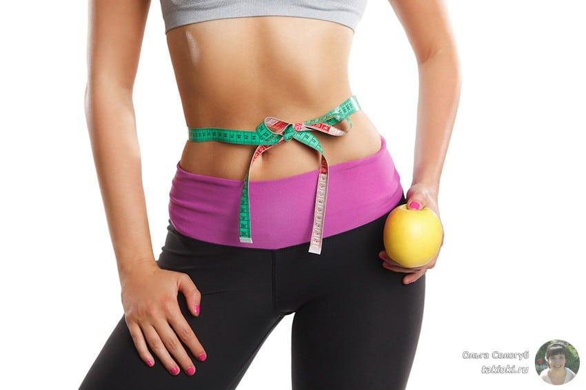 Ускорение метаболизма для похудения
