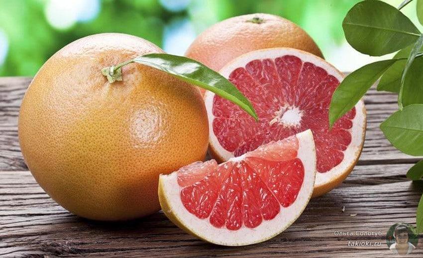 грейпфрут для похудения когда лучше есть