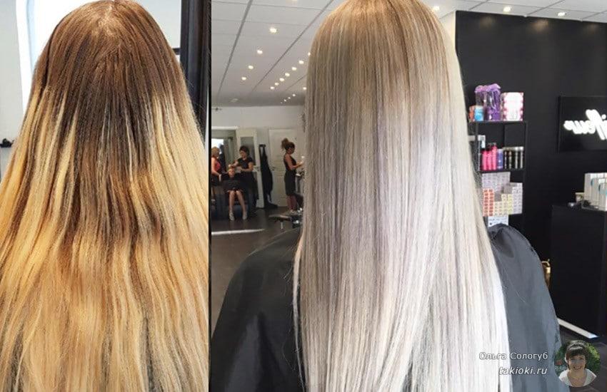 olaplex для волос отзывы