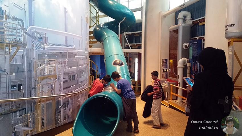 музей науки и ехники