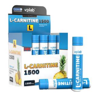 Карнитин VP Laboratory L-Carnitine 1500 (20 амп)