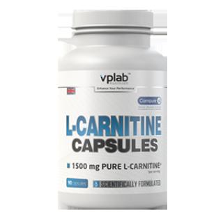 Карнитин VP Laboratory L-Carnitine (90 капсул)