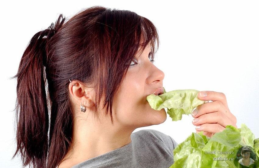 Капустная диета 3 дня для похудения