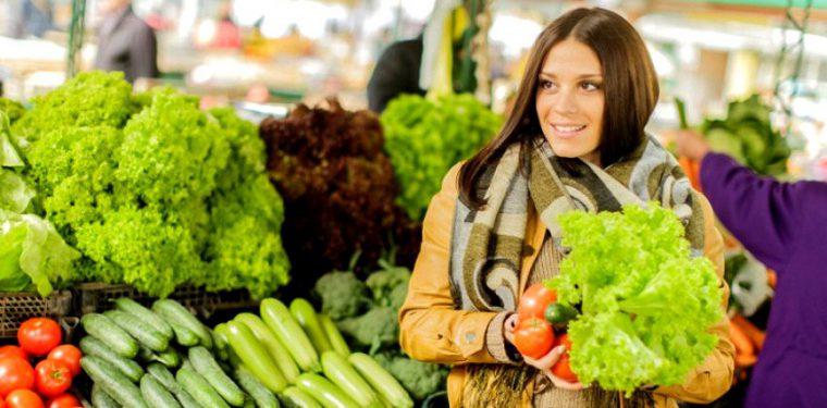 Меню овощной диеты для похудения + отзывы худеющих и рецепты диетических блюд