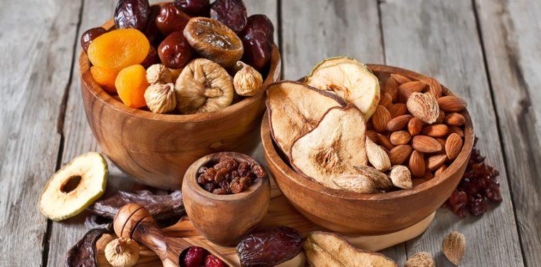 Какие сухофрукты можно есть при похудении, в каком количестве и когда