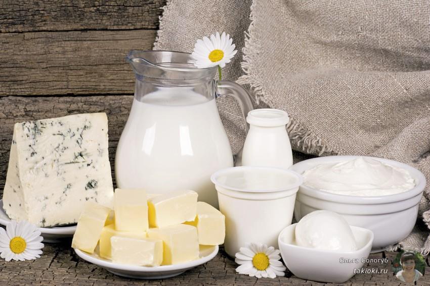 Молочная диета для похудения на 5 дней меню