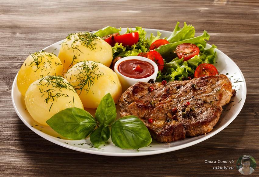 можно ли есть на диете картошку