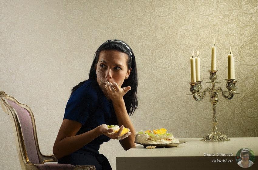 можно ли есть после шести на диете дюкана