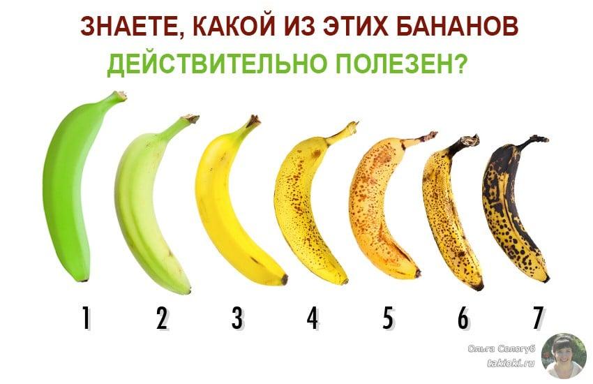 когда лучше есть бананы на завтрак или на обед