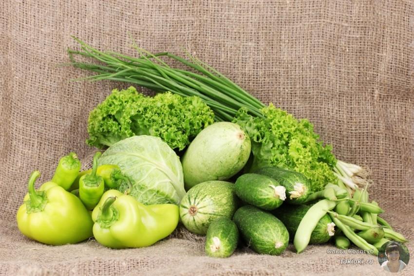диета на овощах быстрая и эффективная