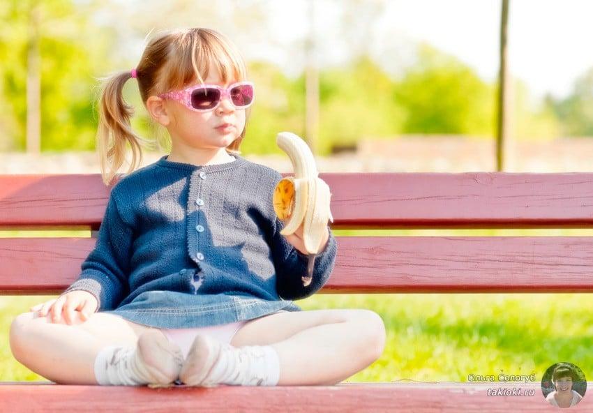 можно ли бананы кушать на ночь