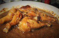 Готовим аппетитные куриные голени со вкуснющим соусом на сковороде — рецепт с фото